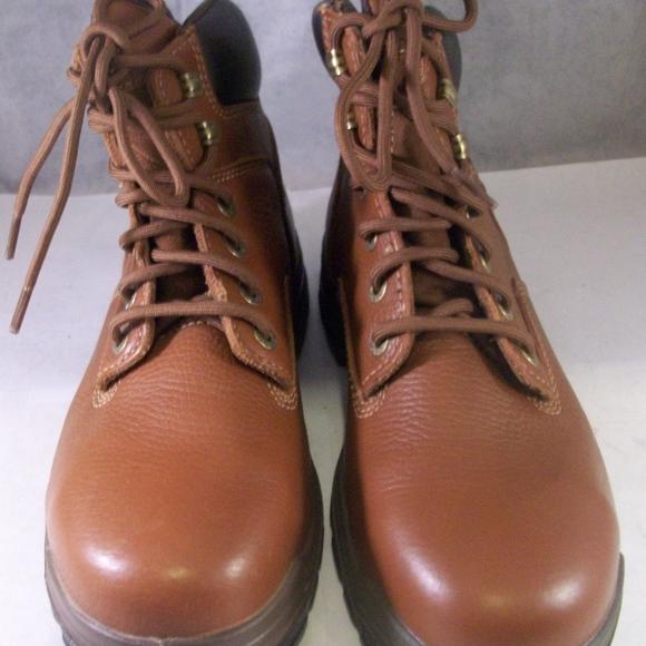 3dd7364905c WOLVERINE MEN S 6  STEEL TOE WATERPROOF WorkBoots